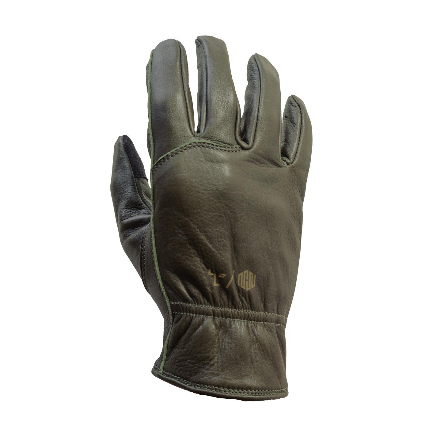 Del Mar Gloves Olive Full