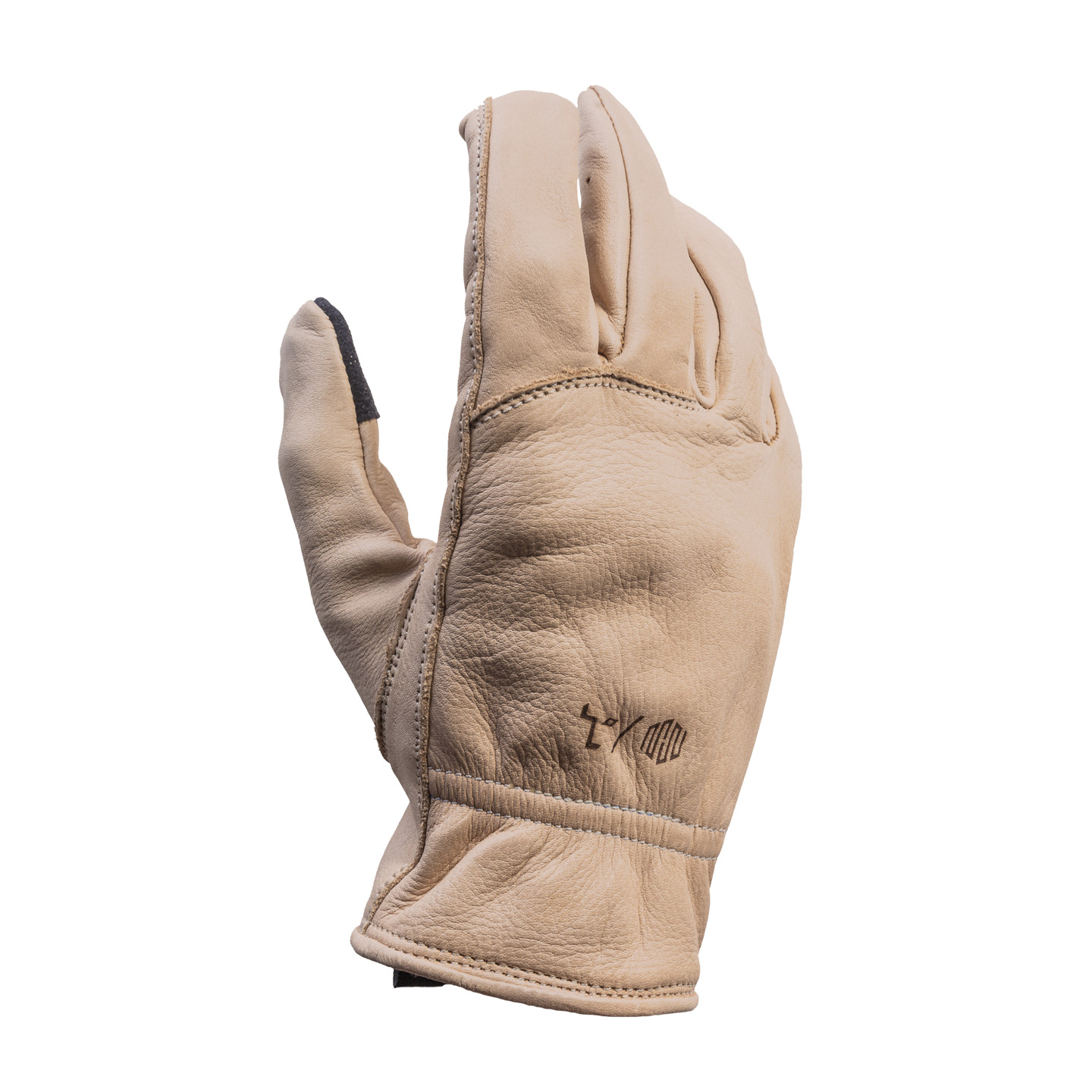 Del Mar Gloves Tan Full