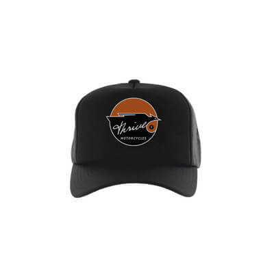 Trucker Sunset 1933 Black
