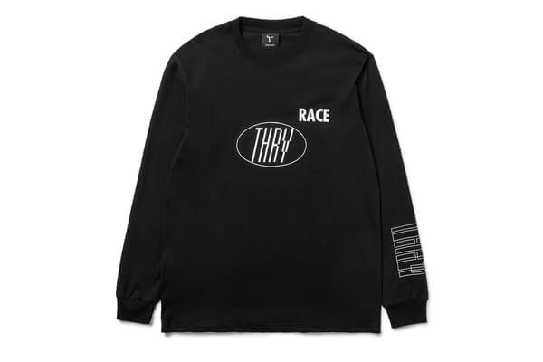 THRV Love Race Black