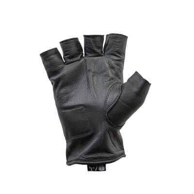Del Mar Gloves Black Half