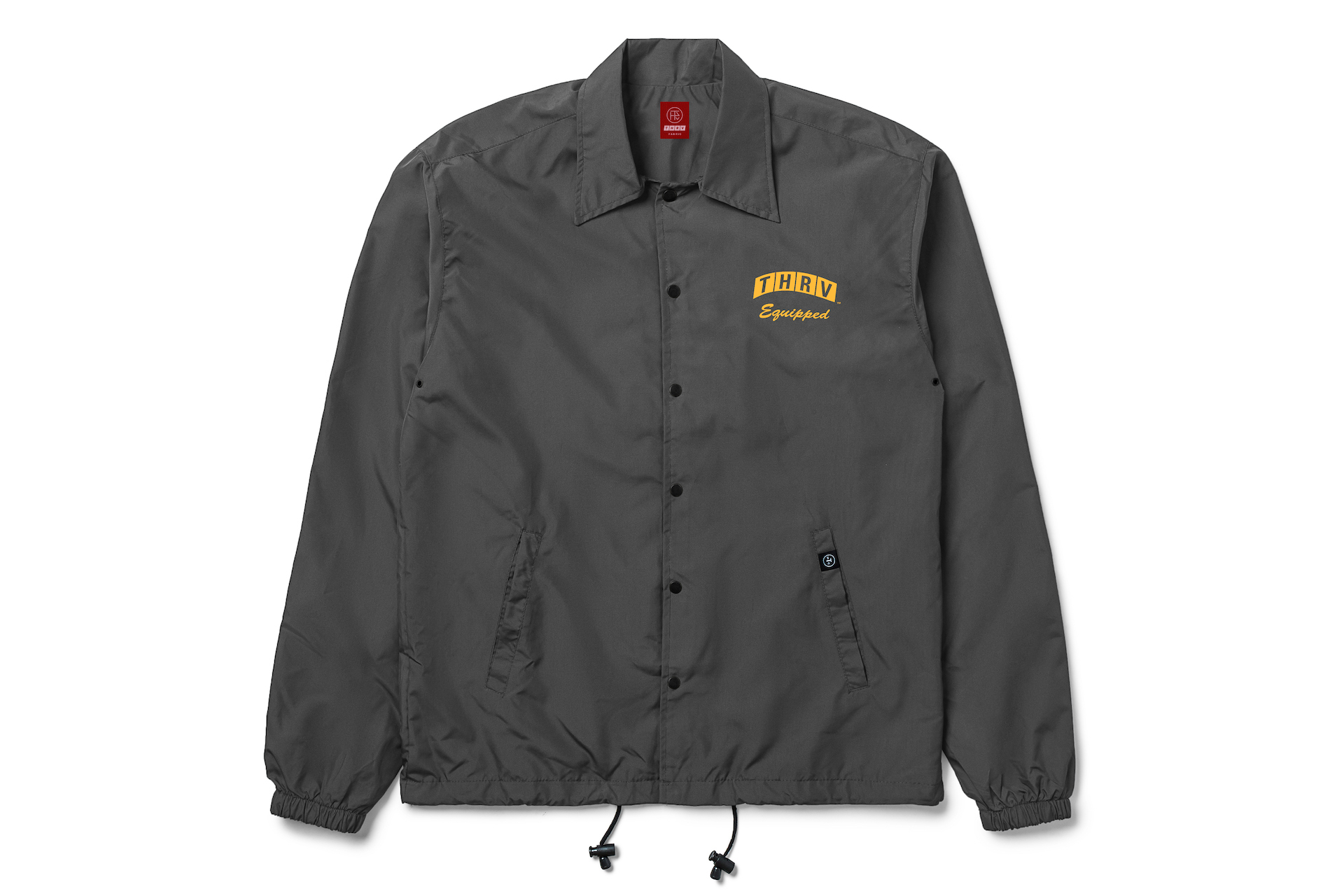 Globetrotter Grey Coach Jacket