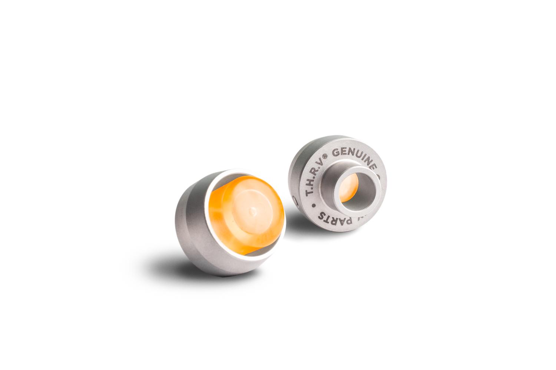 THRV Sequint Bar-end Turn Signal Silver
